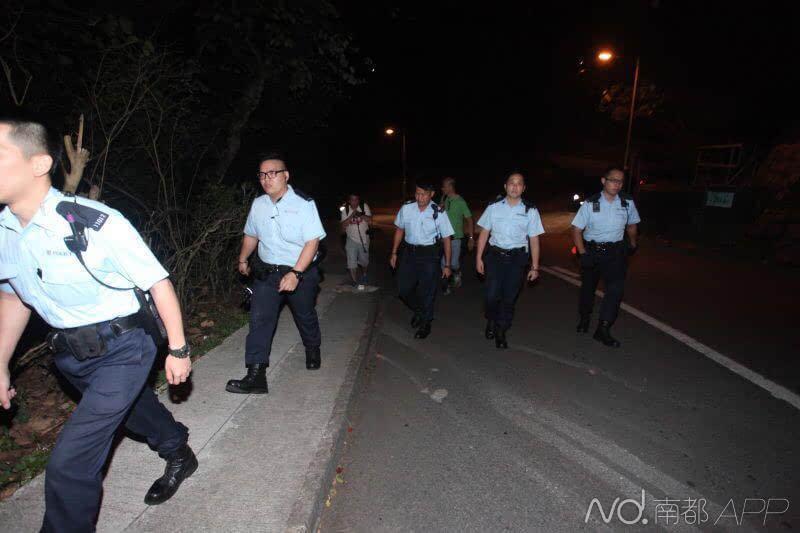 香港6枪匪绑架富家女掠走2800万 全城搜捕劫匪