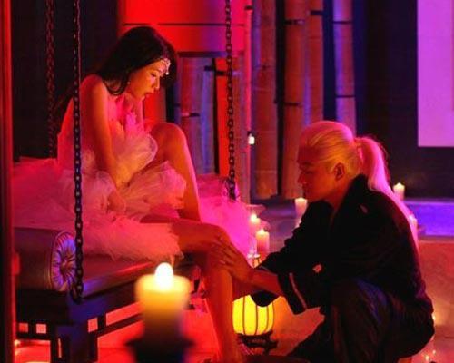 林志玲为何越来越上瘾演床戏呢?