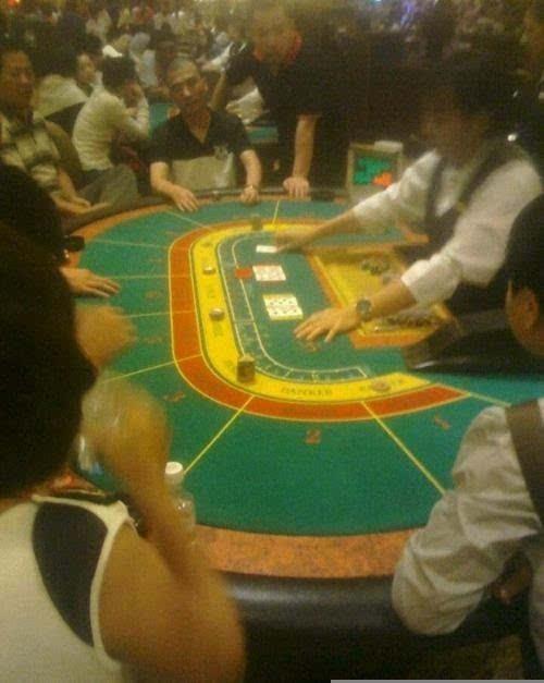 五分钟赢了几百万!冒死全方位揭秘澳门赌场