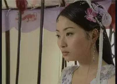 《名捕震关东》雅风公主,虽然身为皇族,但衣服还是轮流穿.