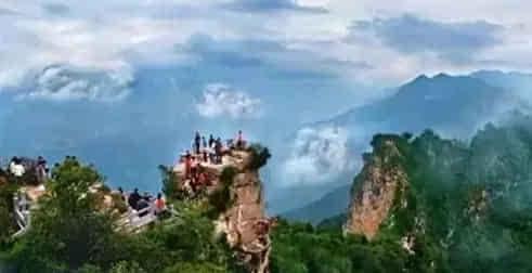 王莽岭,蟒河,珏山,丹朱岭工业旅游景区,长平古战场炎帝文化风景名胜区