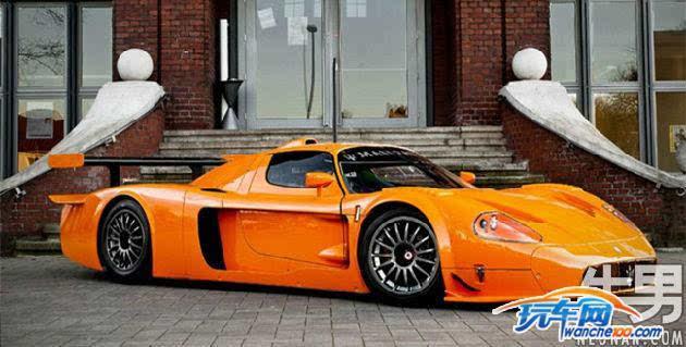 各类玛莎拉蒂价格 最贵的玛莎拉蒂跑车285万美元 高清图片