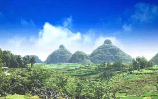 中国十大令人脸红的景观,贵州双乳峰酷似女性胸部(www.souid.com)