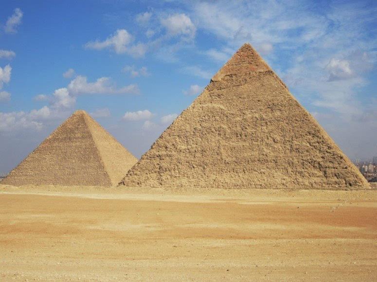 世界10大金字塔大探索