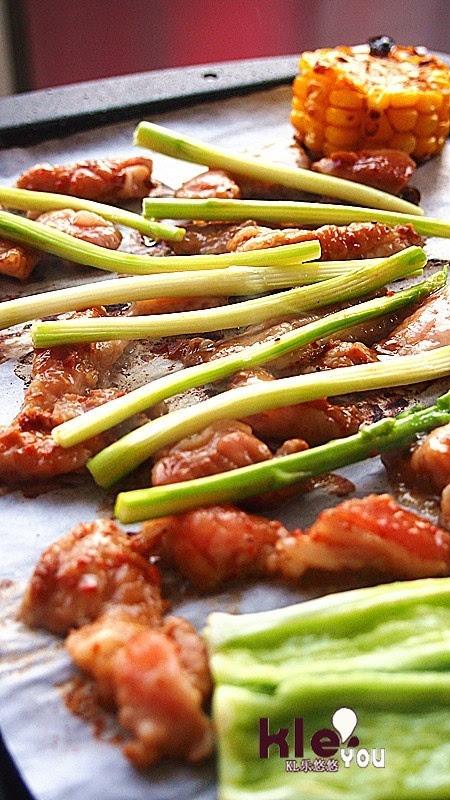 韩式烧烤酱   韩式烧烤图片