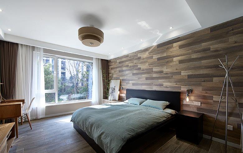现代男生卧室装修