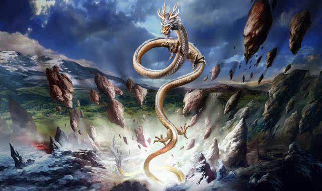 真有龙这种动物吗?神话中的龙有可能是来访地球的外星