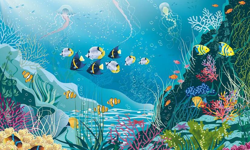 【世界海洋日】气候变化影响海洋生物多样性图片