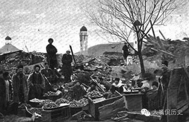 千百年来世界上的20大地震 排名不分先后