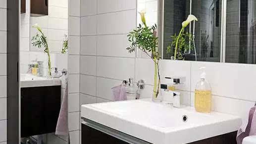 卫生间装修效果图高清图片