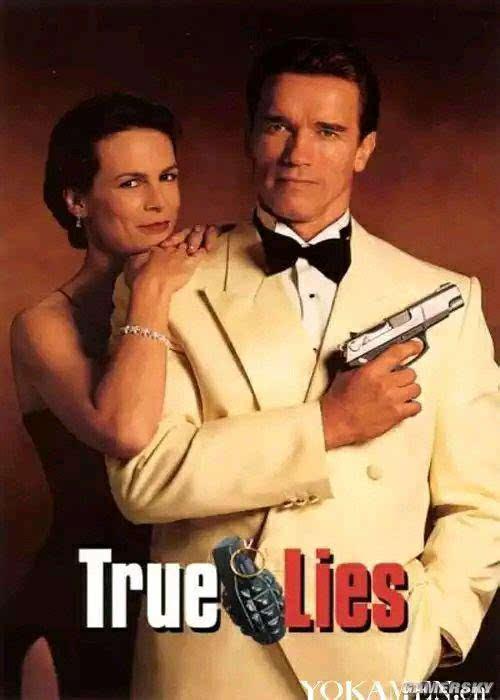 美国经典动作片推荐_真实的谎言(true lies,美国,1994-07-15上映) 类型:动作 / 惊悚 推荐