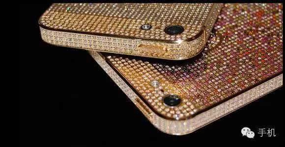 史上最贵的iPhone手机壳,土豪脑子进水了吗