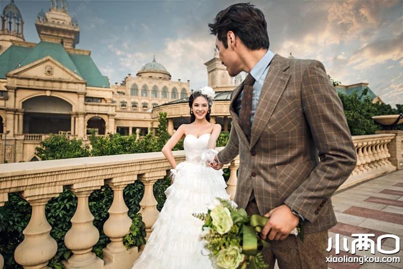 7月婚纱淡季,欧式奢华外景,欧式城堡不容错过 !