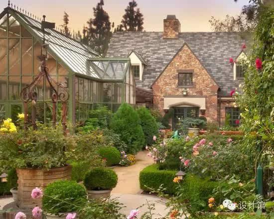 美爆的后院设计,住农村的土豪们赶紧看看!