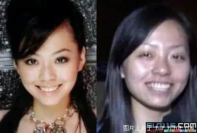 倪萍2000年的照片素颜