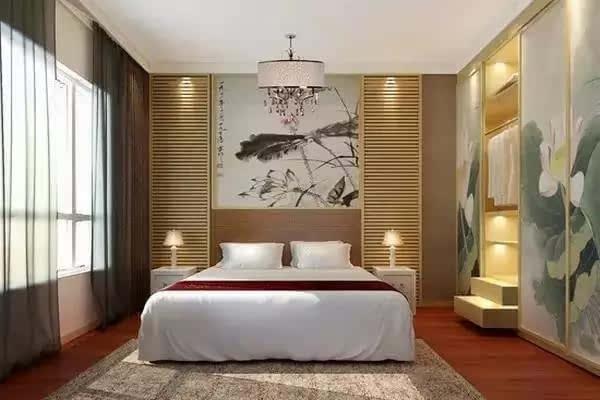看女神如何打造自己的卧室,小户型也舒适!