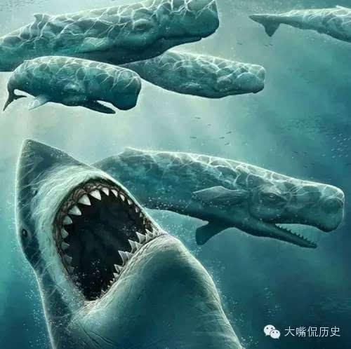 这10大史前海洋巨兽 如果还活着定称霸世界