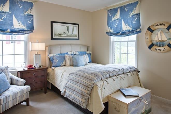 男生欧式风格卧室装修效果图