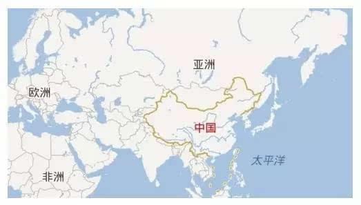 中国大国崛起的空间在于实现欧亚大陆的经济一体化图片