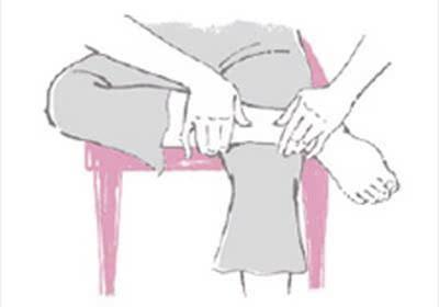 详细图解教你减肥瑜伽,缓解身体疼痛