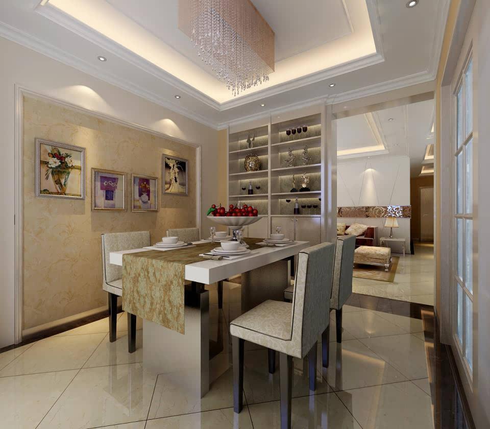 新古典家居装修设计理念