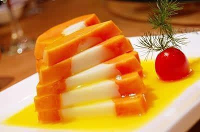 7款美味木瓜的吃法,越吃越a美味漂亮海门美食中南哪些城有图片