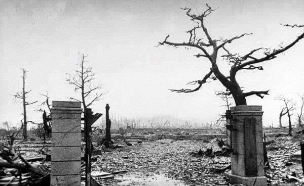 美国向日本投原子弹实为震慑苏联?