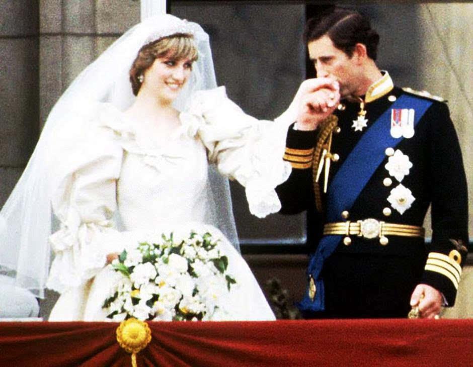 英国王室的历代婚礼