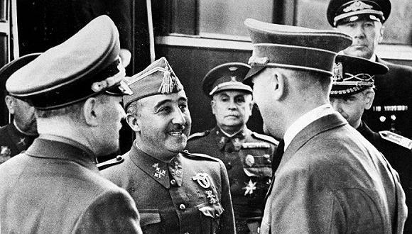 德国仍在为二战时效力纳粹的西班牙志愿军养老