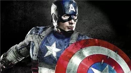 3. 美国队长