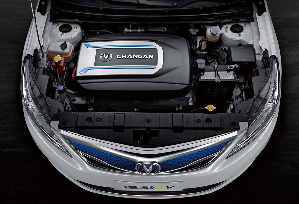 长安逸动纯电动车上市 售价23.49-24.99万元-长