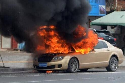 云南万通为您分析汽车自燃原因图片