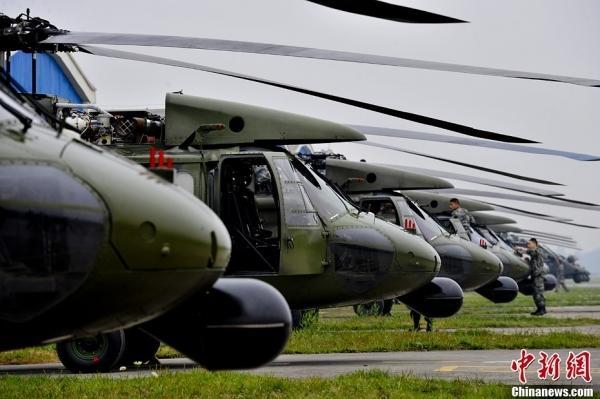 中国直升机数量_2014年中国大陆直升机数量猛增34% 仍低于日本