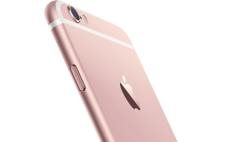 苹果将推粉色iPhone 6s 高清 渲染图赏 搜狐