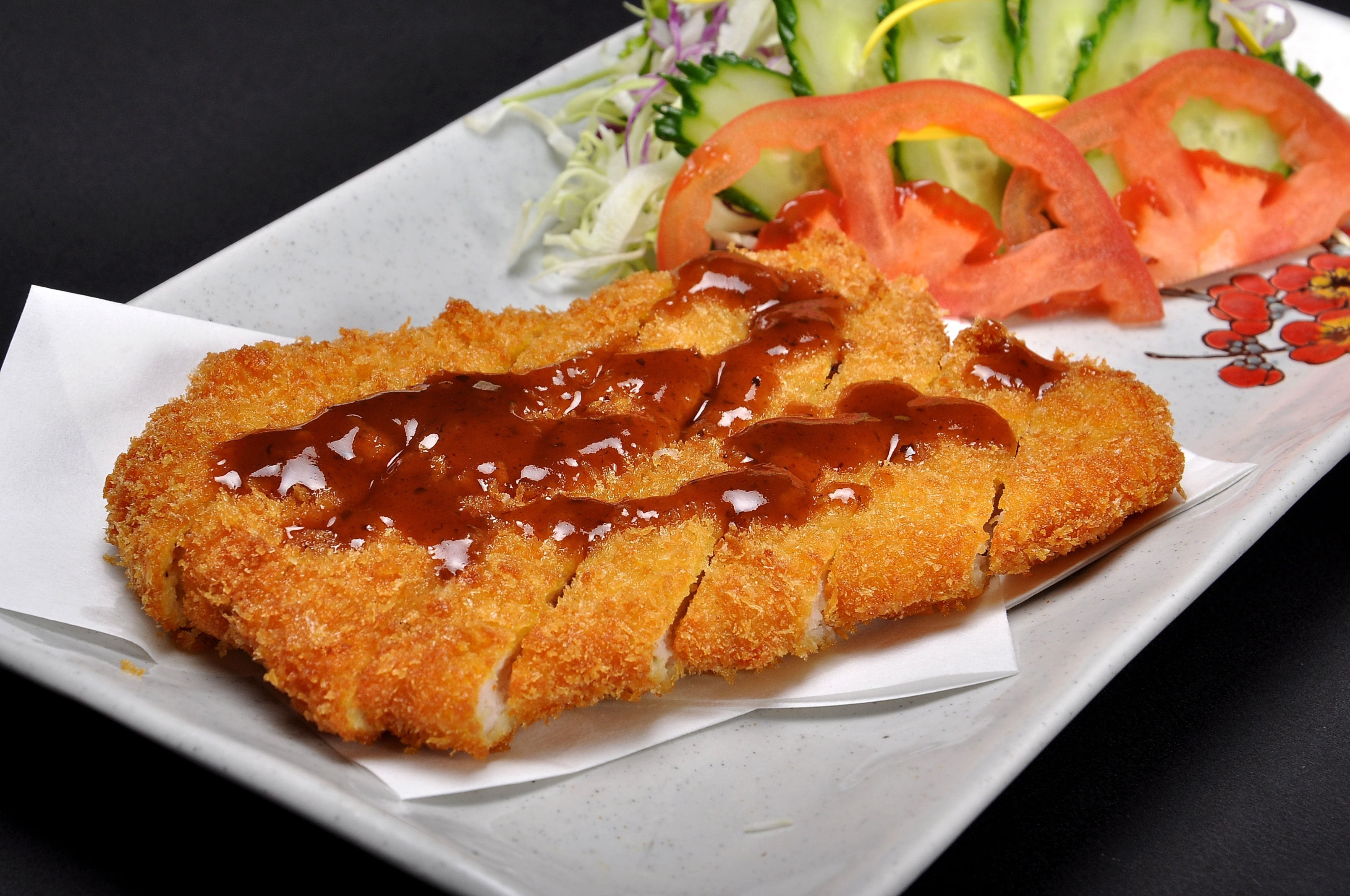 美食鱼简笔画-只需一星期,吃遍上海美食街