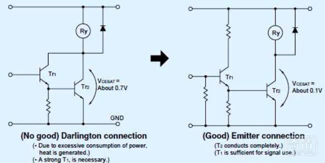 【硬件有道】:设计驱动继电器电路的四个注意事项