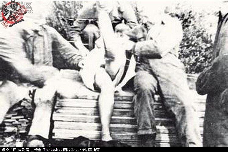 解放者的暴行:苏军集体强暴德国妇女狂潮