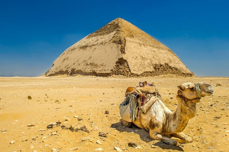 有太多的理由到埃及去看:四大文明古国图片