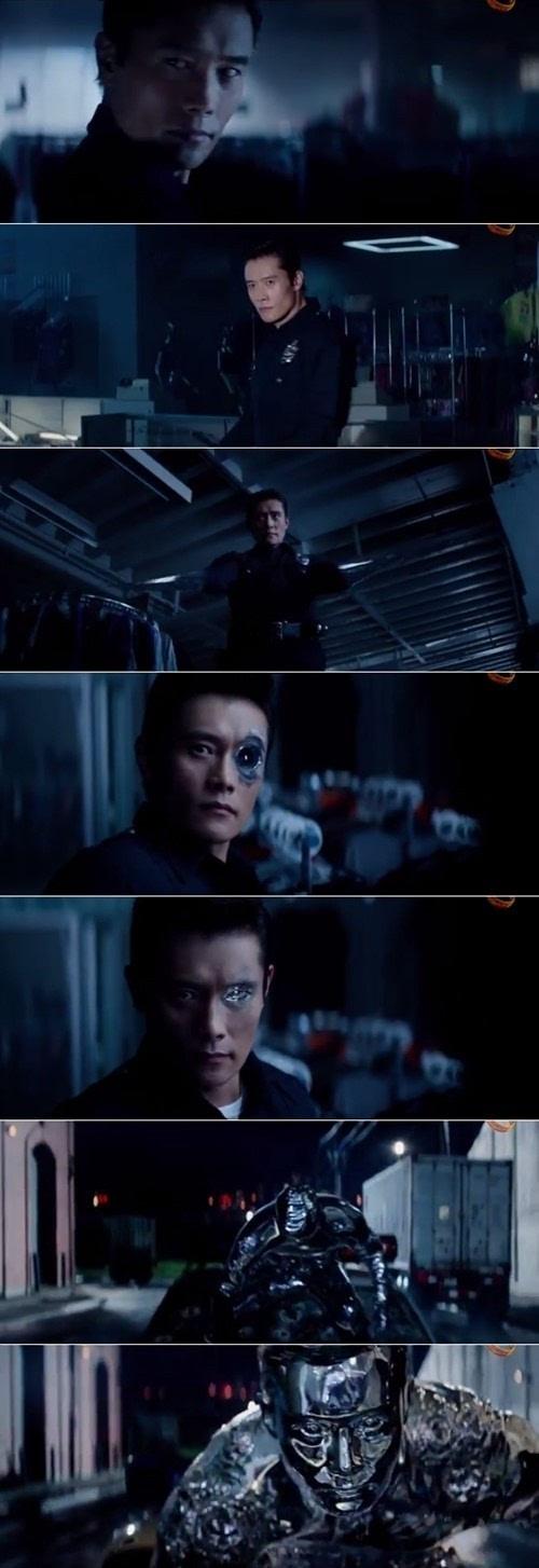 李秉宪《终结者5》7月1日上映