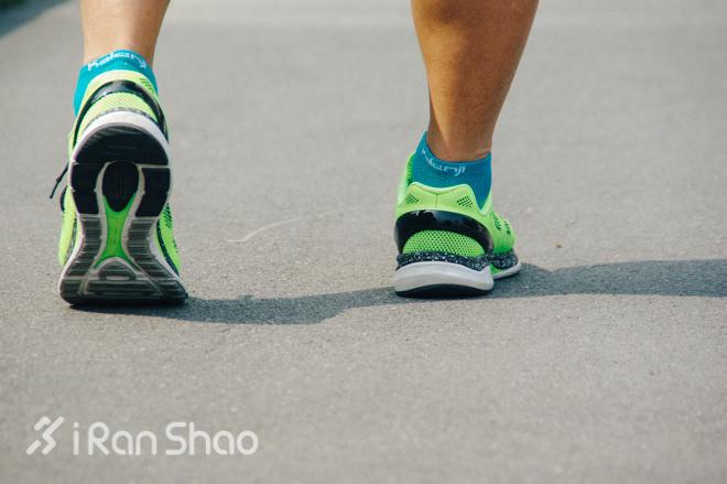 评测必迈001:互联网思维与跑鞋博弈论