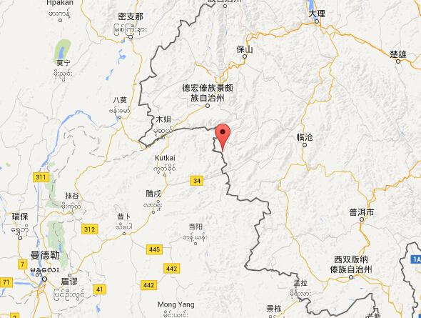 镇康县人口_我国与邻国因边境一分为二的14对城市,丹东与朝鲜新义州最有名