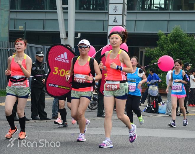 健康正文方兔子毛豆最美马拉松女孩毛豆评论这次上海半程