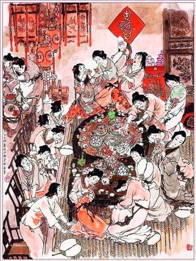 舌尖上的中国:中国十大梦之城皇帝