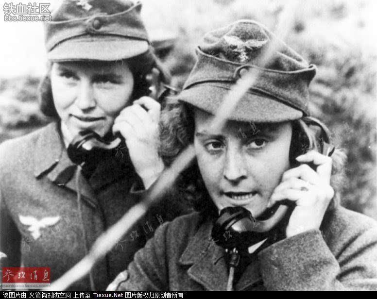 德国女性参与二战的程度不仅远超一战,也远胜英美女性.