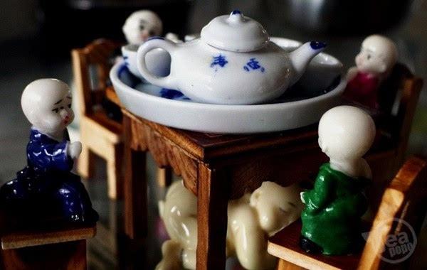 喝茶要从娃娃抓起熊孩子几岁才可以喝茶