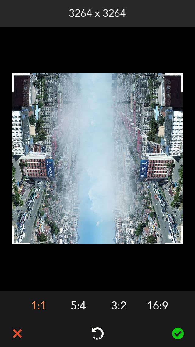 App 制作电影海报风格图片