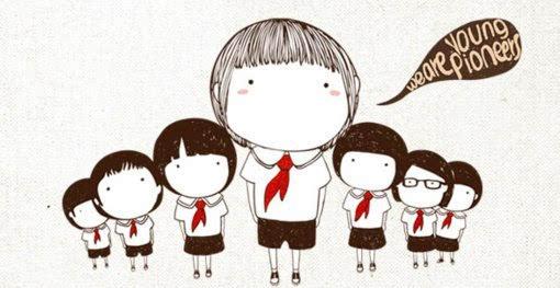 唯美插画二次元少女动漫卡通美图