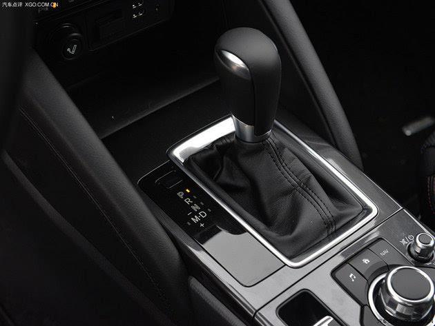 全系标准配置高 马自达新款cx5购买指南高清图片