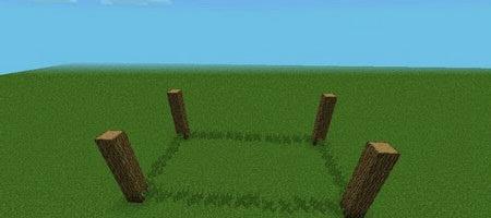 《我的世界手机版》古代木房制作教程攻略