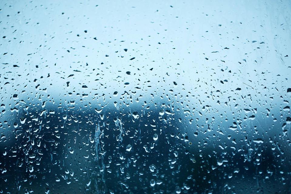 唯美意境伤感雨中美景意境图片